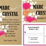 Personalized Wedding Invitation Wit..